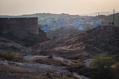 Rajasthan - Jodhpur - blue city- Mehrangharh Fort-4-2