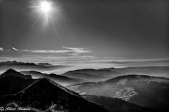 Le bassion du Léman (amarona_ch) Tags: moleson paysage montagne soleil gruyères fribourg suisse ch léman vaud lac