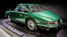 Porsche 754 T7 Prototype 1959 - Porsche Museum Stuttgart (irvin.nu) Tags: porsche 754 t7 prototype canon eos 40d efs1022mm f3545 usm stuttgart green museum watercooled