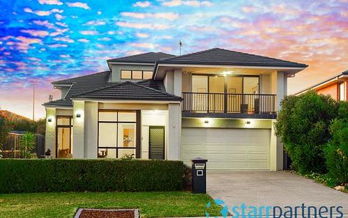 9 Stonehaven Avenue, Kellyville Ridge NSW