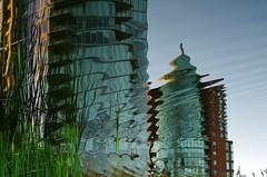 Warp build (petejam70) Tags: urban building abstract warp wonders surreal wild arcitecture vancouvercanada