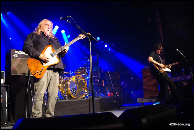 Gov't Mule - Roseland Theater - Portland, OR - 09/19/17