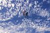 Acróbata del cielo (Wal Wsg) Tags: acróbatadelcielo acróbata del cielo skyacrobat sky nubes clouds manwork manworking hombretrabajando hombre colgado strungup cloud nube argentina argentinabsas buenosaires bsas caba capitalfederal ciudadautonoma ciudaddebuenosaires canoneosrebelt3 photoshop phwalwsg dia day creativo creative edicion edit colors colores cieloazul skycolors