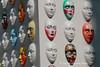 Facce (Gianni Armano) Tags: facce arte milano piazza duomo 27 settembre 2017 foto gianni armano photo flickr