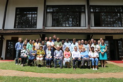 Participants at the 'Innovation in Gender-Responsive Breeding Workshop'. Photo H.Holmes/RTB