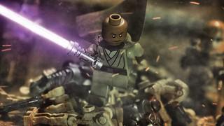 The Grey Jedi..