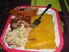 Plato Navideño (Venezuela) (Wguayana) Tags: venezuela tradición hallaca tamal diciembre navidad christmas december folklore food gaita cocina cook pollo chicken jamón ham ensalada salad carne meat