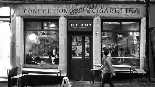 Milkman Cafe 01