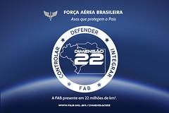 01 - Dimensão 22 - Controlar, defender, integrar. (Força Aérea Brasileira - Página Oficial) Tags: fab forcaaereabrasileira aeronautica dimensao 22 missao forçaaéreabrasileira brasil brazil brazilianairforce controlar defender integrar campanha