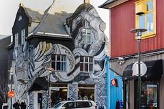 Gráffiti (jlmontes) Tags: house ciudad city island islandia nikon35mm graffiti casa nikond3100 nikon