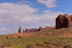 Monument Valley, Arizona, US August 2017 771 (tango-) Tags: us usa america statiuniti west western monumentvalley navajo park arizona