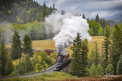 #coloradophotographer  #pocket_rail #coloradorailphotographer#railways_of_our_world #train_nerds  #daily_crossing #trb_express  #narrowgauge #railways_of_our_world #railways_of_america #trains_worldwide #everything_transport  #railsupremacy  #daily_crossi (Coloradorailphotographer) Tags: rockymountains coloradorockymountains railway railroad steamtrains steamlocomotive steamengine newmexicotrains coloradotrains newmexico colorado