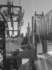 Riding by the Queensboro (failing_angel) Tags: 020417 usa newyork manhattan rooseveltisland queensborobridge 59thstreetbridge edkochqueensborobridge gustavlindenthal henryhornbostel rooseveltislandtramway