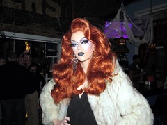 #IndyBagLadiesBusTour @ #Greg's in Indianapolis. (kennethkonica) Tags: dragqueen drag people persons face costumes indianapolis indy indiana midwest usa mikepence wig crossdresser alternative furcoat red gay hoosier global pose bestshotoftheday attitude indypride cadillacbarbieindianapride pride