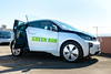 uberGREEN Zürich (Uber Switzerland) Tags: ubergreen green ride myclimate bmw i3 nachhaltig zürich