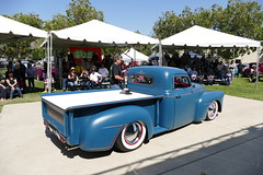 Top 2 Commercial award (bballchico) Tags: 1948 chevrolet pickuptruck ronloisbeard awardwinner westcoastkustomscruisinnationals carshow top2commercialaward kustomsillustratedmagazineaward beatniksaward