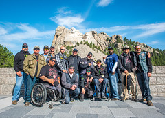 0 Group at Mt. Rushmore