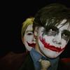 JOKERS (FotoFreekus) Tags: clown clowns evil joker jokers comiccon makeup red green purple yellow blue actor acting fun canont5i boys myboys