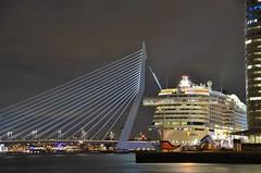 AIDA prima (Hugo Sluimer) Tags: aida aidaprima aidacruises cruiseship cruise cruises cruiseterminalrotterdam cruiser cruiseterminal rotterdam portofrotterdam port haven onzehaven