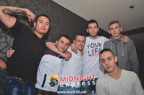 Midnight express (30.09.2017.)