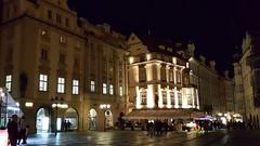 Old Town Square Prague (Daves Portfolio) Tags: oldtownsquare prague praha czechrepublic nuilding buildings architecture