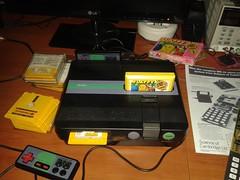 Sharp Twin Famicom (Predseda) Tags: commodore amiga atari sharp sinclair zx spectrum amstradschneider apple sega nintendo