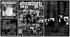 ABOMINATE - Diseased EP. (Doomsday Graphix) Tags: hardcore punk rock emo post garage diy grindcore metal crass discharge mob flux pink indians anarchy anarcho art anarchopunk anarchist conflict extreme antisect amebix disorder rudimentary peni doom death industrial music underground uk heavy deathmetal shoegaze 4ad heavymetal indie alternative anok anok4u2 peace cocteau twins brutal barked twin vocal xtreem