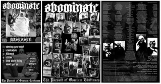 ABOMINATE - Diseased EP.