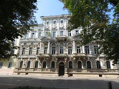 Architecture in Odessa (kalevkevad) Tags: ukraine odessa odesa flickr