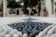 Serenity (rgreen_se) Tags: stone lines floor building angles serene depthoffield crete monastary walking greece vacation tourism stones light