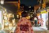 Kyoto (Edu Romano Maqueda) Tags: kyoto japan geisha 50mm18 17 50mm sony nex7 kimono nightshot