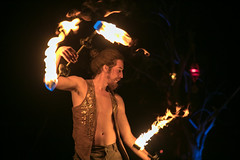 (LLOVGREEN) Tags: ozora ozorafestival festival psychedelic psychedelictribalgathering psy psytrip music art entertainment summer hippie nightphotography fire firespace poi 2017 man young hungary igar