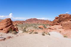 Desert landscape (artyshooting) Tags: désert fire nevada paysage valley