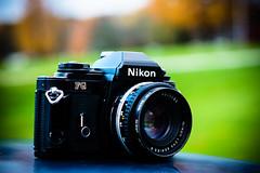 Nikon FG (DonJesseTaylor) Tags: nikon fg film camera bokeh d5300 micronikkor oldcamera vintagecamera oldlens vintagelens manual manualfocus seriese