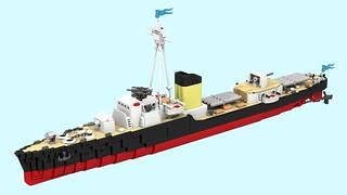 Shuka Torpedo Boat