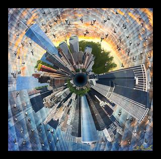 Planet Manhattan - Happy Slider Sunday!