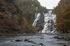 Ithaca Falls (denver guy) Tags: waterfalls waterfall falls ny ithaca ithacafalls landscape nature fall foliage