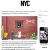 Dusty Rebel launches digital street art/sticker app — with the Primate & more (LoisInWonderland) Tags: dustyrebel thedustyrebel streetart stickerart digitalart streetcuts streetcutsapp theprimate abelincolnjr hiss knor belowkey citykitty