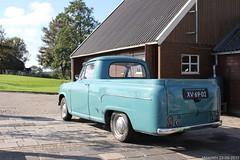 Austin Cambridge A55 1/2 ton pickup 1969 (XV-69-02) (MilanWH) Tags: austin cambridge a55 12 ton pickup 1969 xv6902