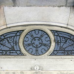 Transom window with ironwork, Barcelona thumbnail