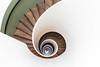 white spiral (Roger_T) Tags: canon5dmarkiv spiralstairs coil switzerland buildings stair treppe stairs zurich spiralstaircase canonef2470mmf28liiusm spiral architecture indoor 2017 treppenauge staircase corkscrewstairs vortex
