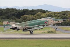 McDonnell-Douglas RF-4EJ Kai 47-6903 '903' 501 Hikotai (Mark McEwan) Tags: mcdonnelldouglas f4 rf4ekai phantom 476903 501hikotai aviation aircraft airplane reconnaissance recce hyakuri ibaraki jasdf japan japanairselfdefenseforce woodywoodpecker military spook rf4ejkai