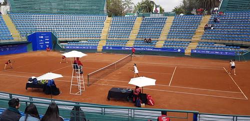 Court Central Anita Lizana (Estadio Nacional)