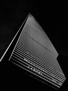 Shanghai - Le Décapsuleur ou le Shanghai World Financial Center.