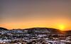 The sun setting in the Dutch dunes at Camperduin. (Alex-de-Haas) Tags: 1635mm camperduin d750 dutch hdr holland hondsbosschezeewering nederland nederlands netherlands nikkor nikkor1635mm nikon nikond750 noordholland schoorlseduinen thenetherlands westfriesland belichting cloudless daglicht daylight duin duinen dune dunes handheld hemel highdynamicrange landscape landscapephotography landschap landschapsfotografie licht light lighting lucht onbewolkt skies sky sneeuw snow sundown sunset unclouded winter zonsondergang