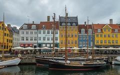 Copenhagen (13) (Vlado Ferenčić) Tags: nyhavn copenhagen vladoferencic danska vladimirferencic denmark cloudy clouds water boats sailboat nikond600 nikkor173528