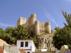 Almansa (santiagolopezpastor) Tags: espagne españa spain castilla castillalamancha albacete provinciadealbacete castillo castle chateaux medieval middleages