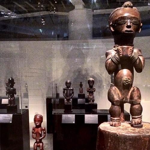 #lesforetsnatales #fang @quaibranly #museum #paris #africanart