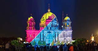 Berliner Dom - Festival of Lights 2017 (III)