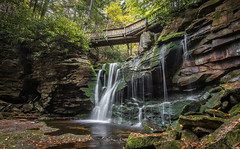 Blackwater Falls State Park (Kailynn D) Tags: explored explore bwfalls blackwater falls state park wv west virginia waterfall 2017 september elakala